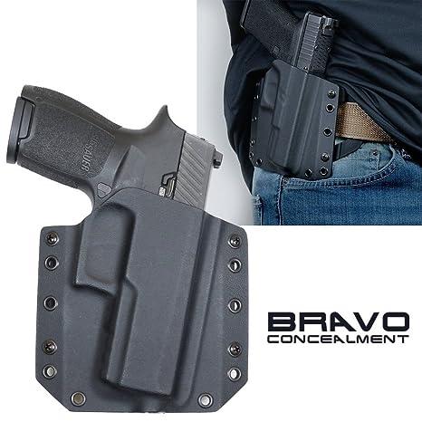 Bravo Concealment: Sig Sauer P320 Compact/Carry 9,40 OWB Gun Holster