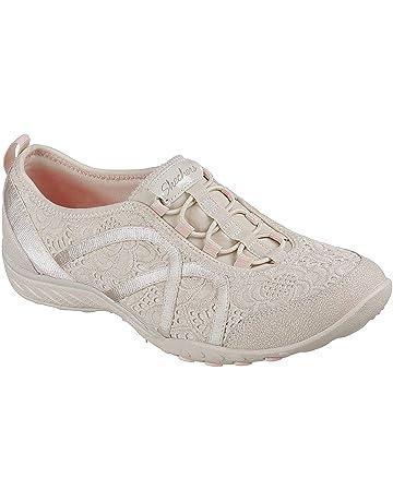 huge discount c337a 3ce0c Skechers Sport Womens Breathe Easy Fortune Fashion Sneaker
