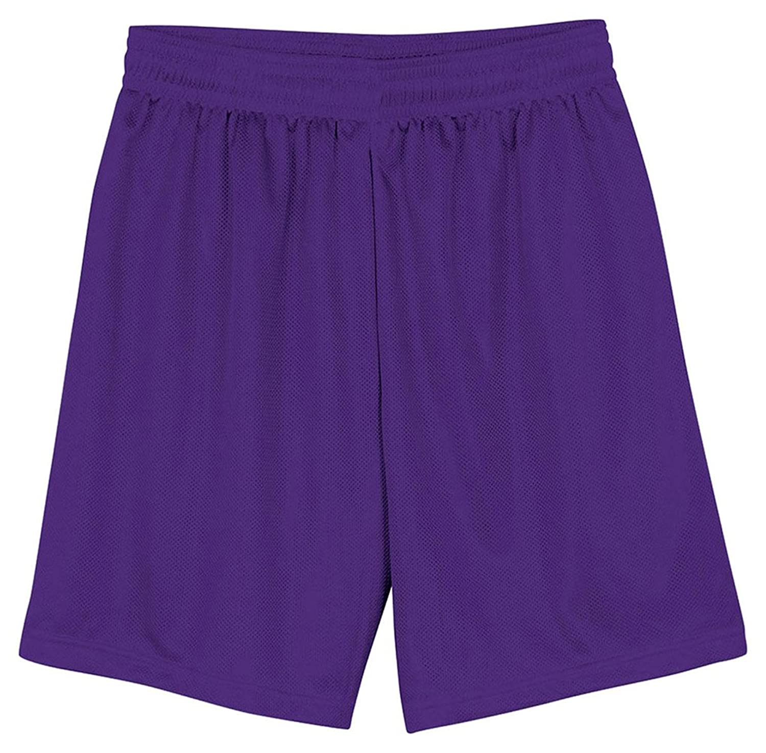 """A4 Adult 7"""" Lined Micromesh Shorts"""
