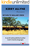RETURN TO WALLABY CREEK