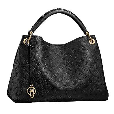 2f809628ae00 Louis Vuitton Monogram Canvas Artsy MM Bag Handbag Article M41066 Made in  France  Handbags  Amazon.com