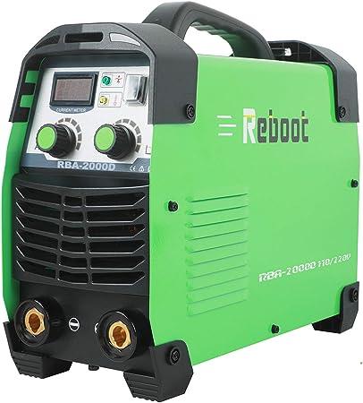 Reboot 110V/220V ARC170 for Home Usage