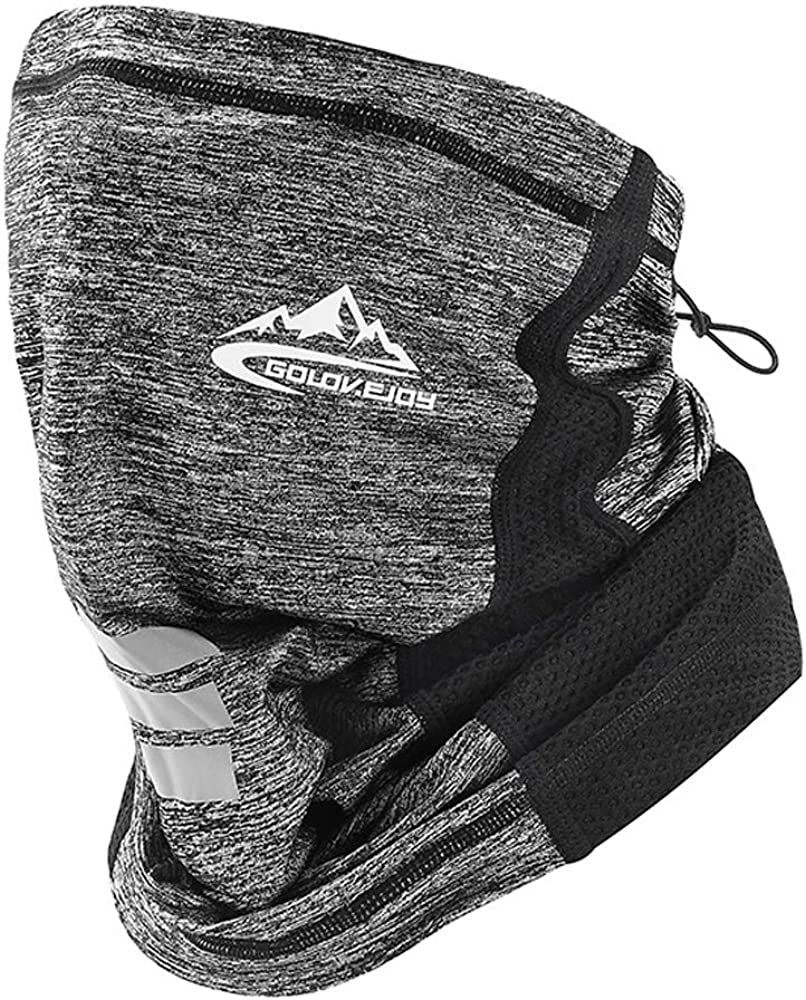 Neck Gaiter Mask Cooling Breathable Face Cover Lightweight Face Scarf Cooling Bandana