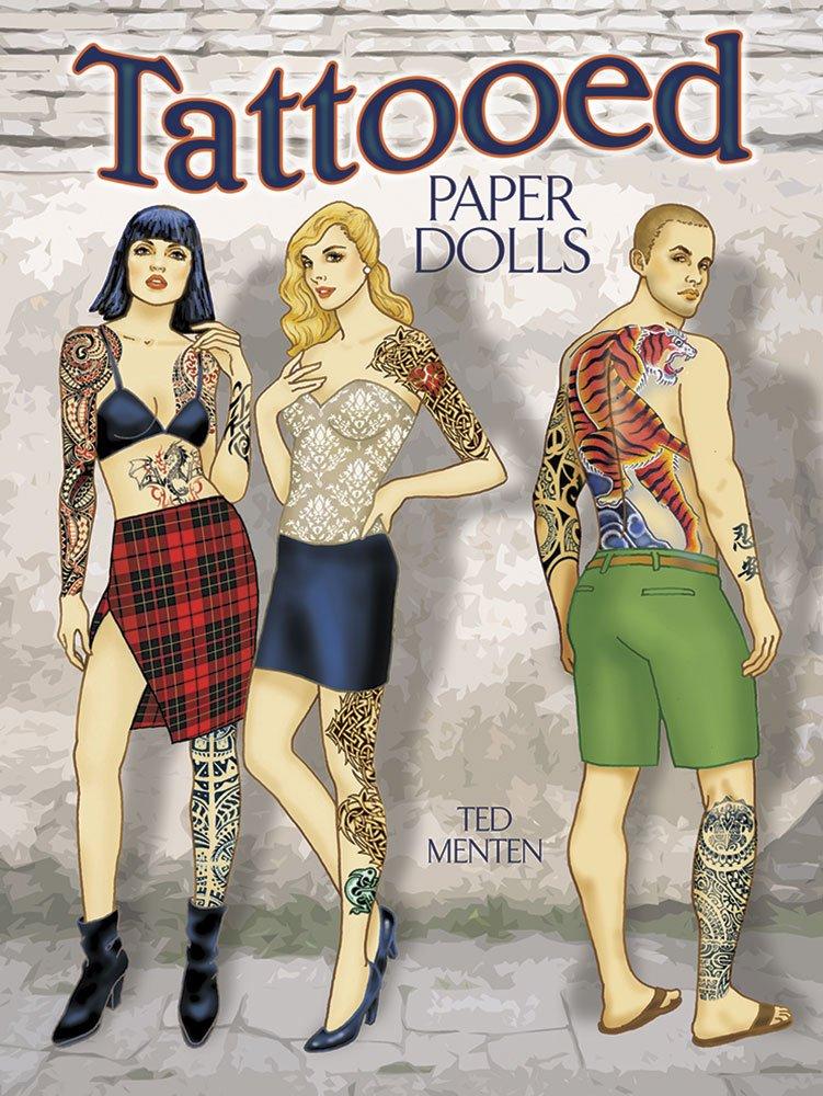 Download Tattooed Paper Dolls pdf
