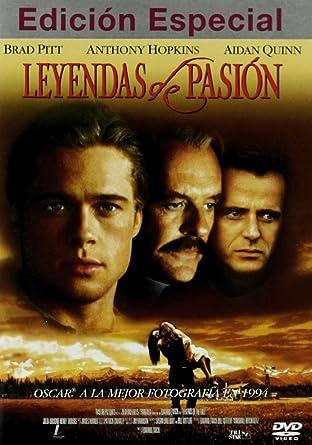 Amazon.com: Leyendas De Pasion (Ed.Esp.) [Import espagnol ...