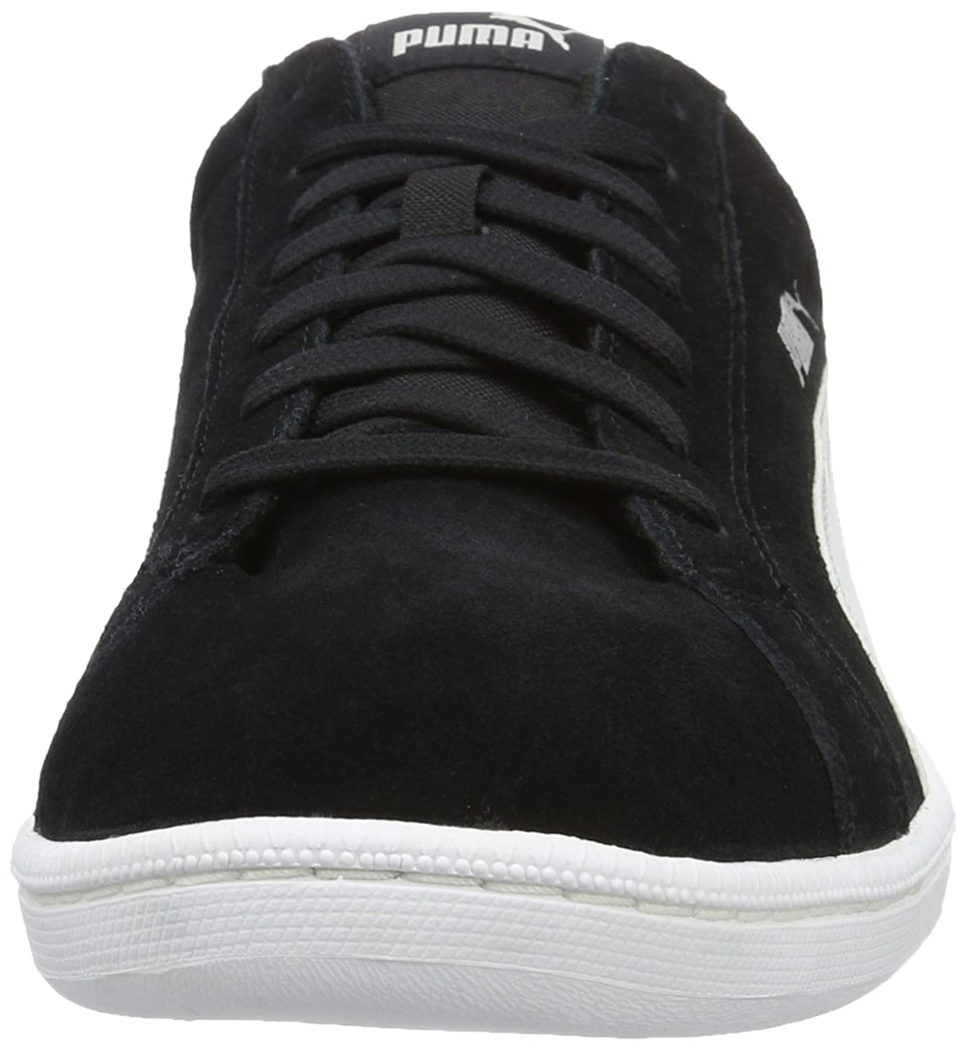 Puma Smash SD Suede Leather Sneaker Men Trainers Black 361730 01: Puma:  Amazon.es: Zapatos y complementos