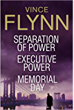 Vince Flynn Collectors' Edition #2: Separation of Power, Executive Power, and Memorial Day (The Mitch Rapp Series)