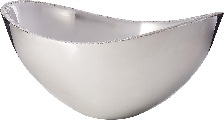 Nambe Braid Nut Bowl