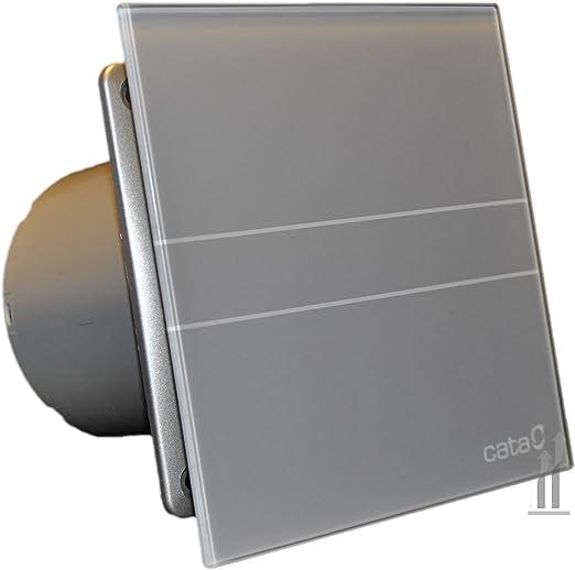 Cata | Extractor baño | Modelo e- 100 Gst | Estractor de baño ...