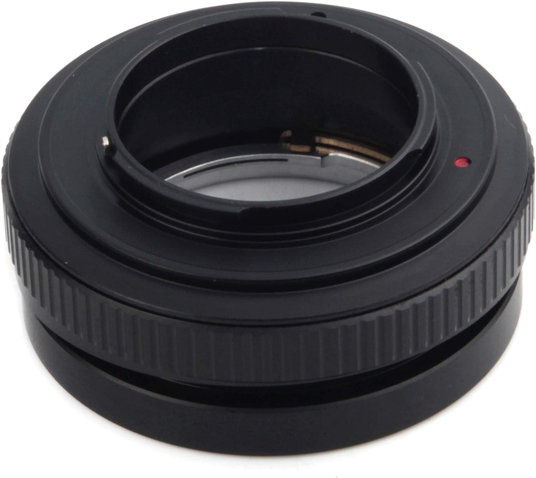 Pixco Lens Adapter for Tilt Minolta MD MC Lens to Micro 4//3 M43 Adapter Panasonic GX9 GF10 GH5S G9 GX850 GX800 GF9 GH5 G85 G80 Olympus E-M1X E-PL9 E-M10 III E-M1 II E-PL8 Pen-F E-M10II E-M5