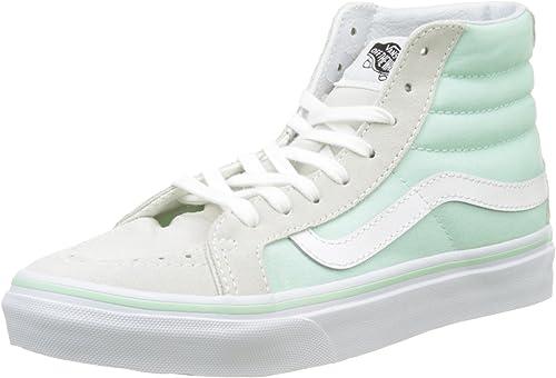 Vans Sk8-hi Slim, Chaussures de Running Femme: Amazon.fr ...