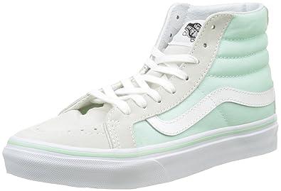 ed4f20ae93 Vans Women s UA SK8-Hi Slim Hi-Top Sneakers