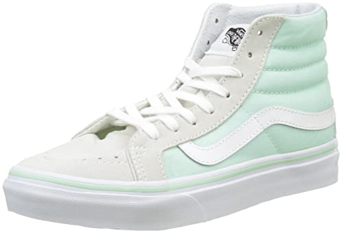 37dec85b7362 Amazon.com   Vans Women  s Ua Sk8-hi Slim Hi-Top Sneakers   Fashion ...
