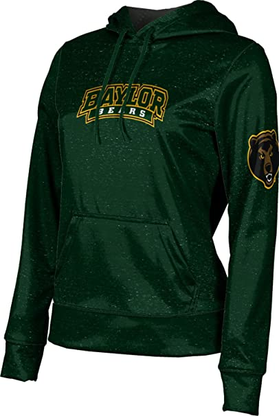 Heathered ProSphere Baylor University Girls Zipper Hoodie School Spirit Sweatshirt