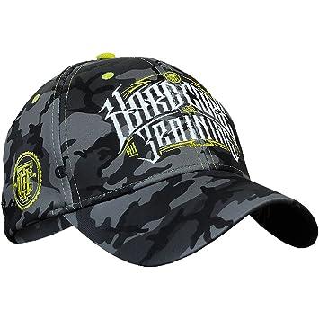 Hardcore Training Cap Camo Grey Gorra para Hombre Sombrero: Amazon ...