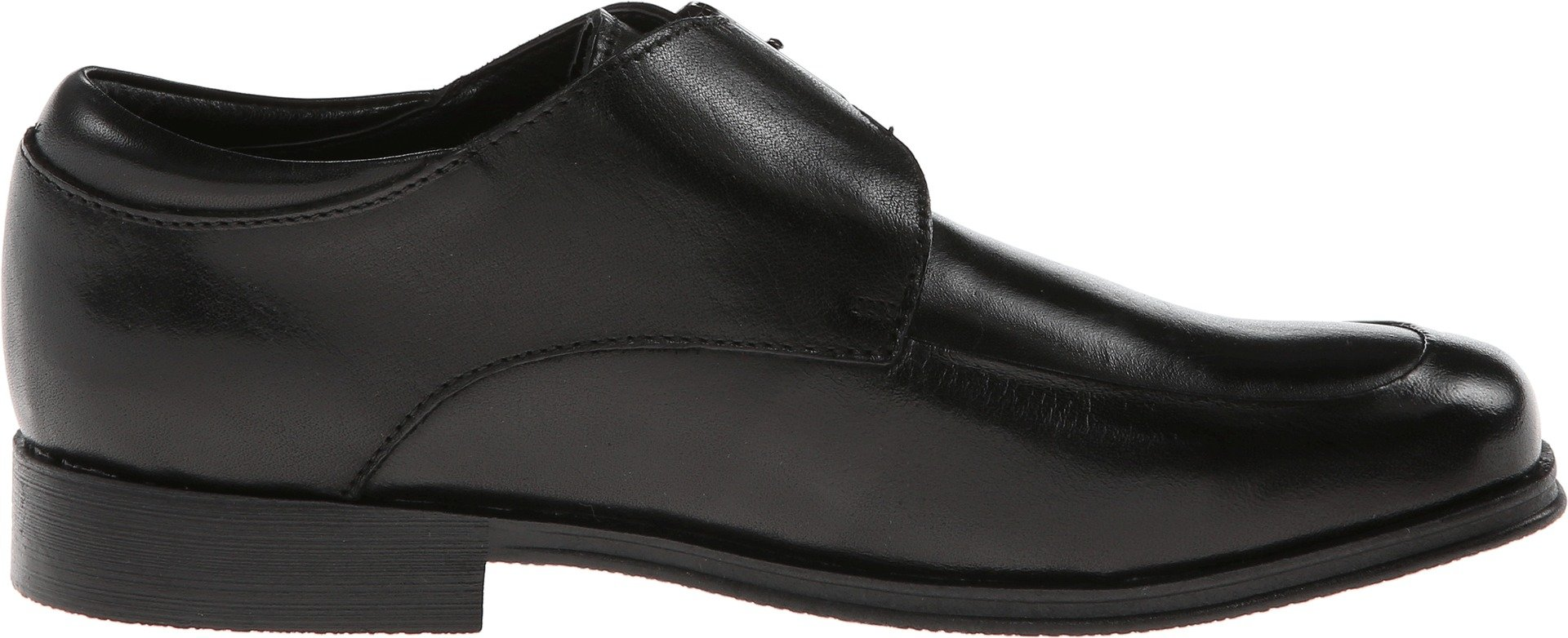 Kenneth Cole Reaction Kids Boy's In the Club (Little Kid/Big Kid) Black Loafer 13 Little Kid M