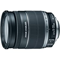 Canon EF-S 18-200mm f/3.5-5.6 IS Auto Focus IS Zoom Lens for Canon DSLR Cameras - Refurbished