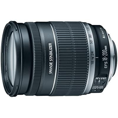 Canon EF-S 18-200mm f/3.5-5.6 IS Standard Zoom Lens