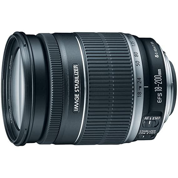 The 8 best canon camera lens 18 200