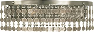 product image for Framburg 2922 BN 2-Light Naomi Sconce, Brushed Nickel
