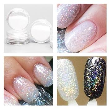 Pixie Sparkly Sugar Dust Fine Powder Glitter Nail Art Design 5g Pot 1pc