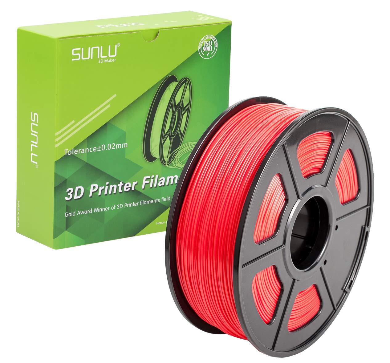 Suministros de impresión 3D Filamento ABS 1,75 mm, precisión ...