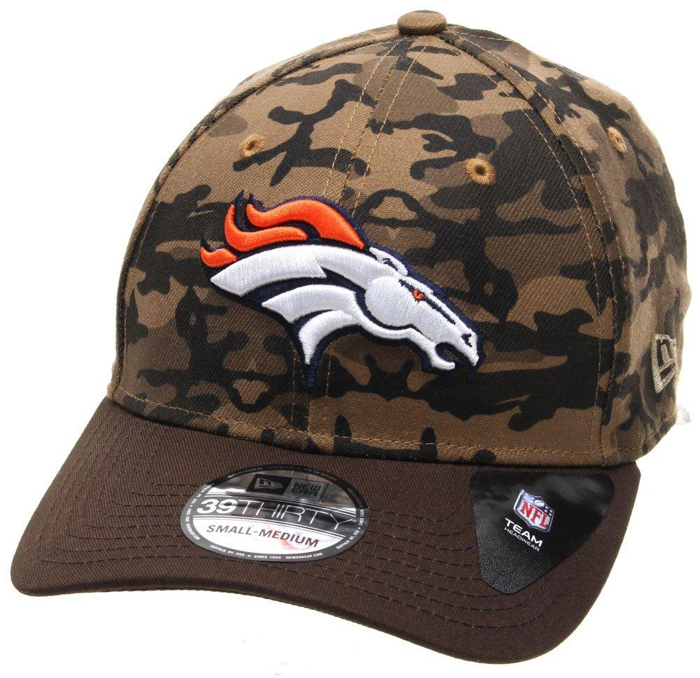 New Era Camo Stretch Denver Broncos Cappellino