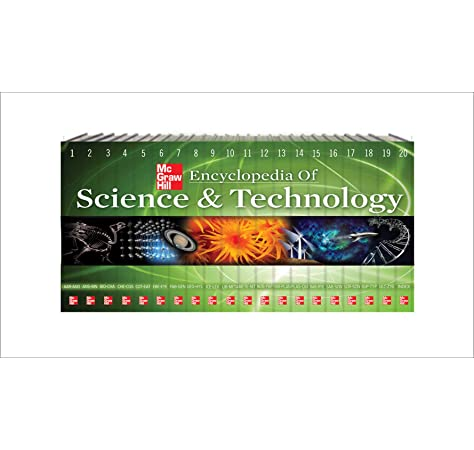 Mcgraw Hill Encyclopedia Of Science And Technology Volumes 1 20 11th Edition Mcgraw Hill Encyclopedia Of Science Technology 20v Mcgraw Hill 9780071792738 Amazon Com Books