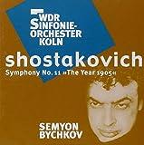Sinfonie 11-the Year 1905