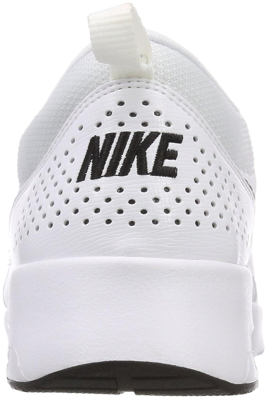 NIKE Damen Sneaker Air Max 108) Thea Laufschuhe, Elfenbein (Weiß/schwarz 108) Max ac5139