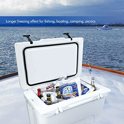 Cooler Ice Packs,Long Lasting Cooler Freeze Packs Reusable,Camping Lunch Bags