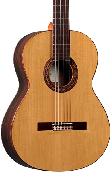 Alhambra Iberia zircote clásica guitarra acústica: Amazon.es ...