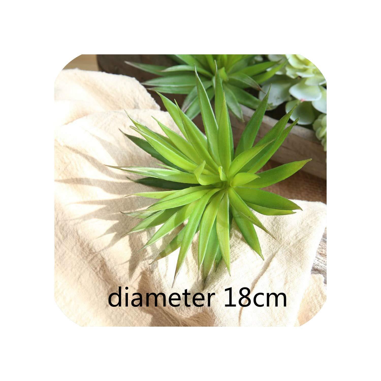 Artificial-Plants-Potted-Ornaments-Succulent-Frost-Lotus-Landscape-Simulation-Plant-DecorationSucculents-4