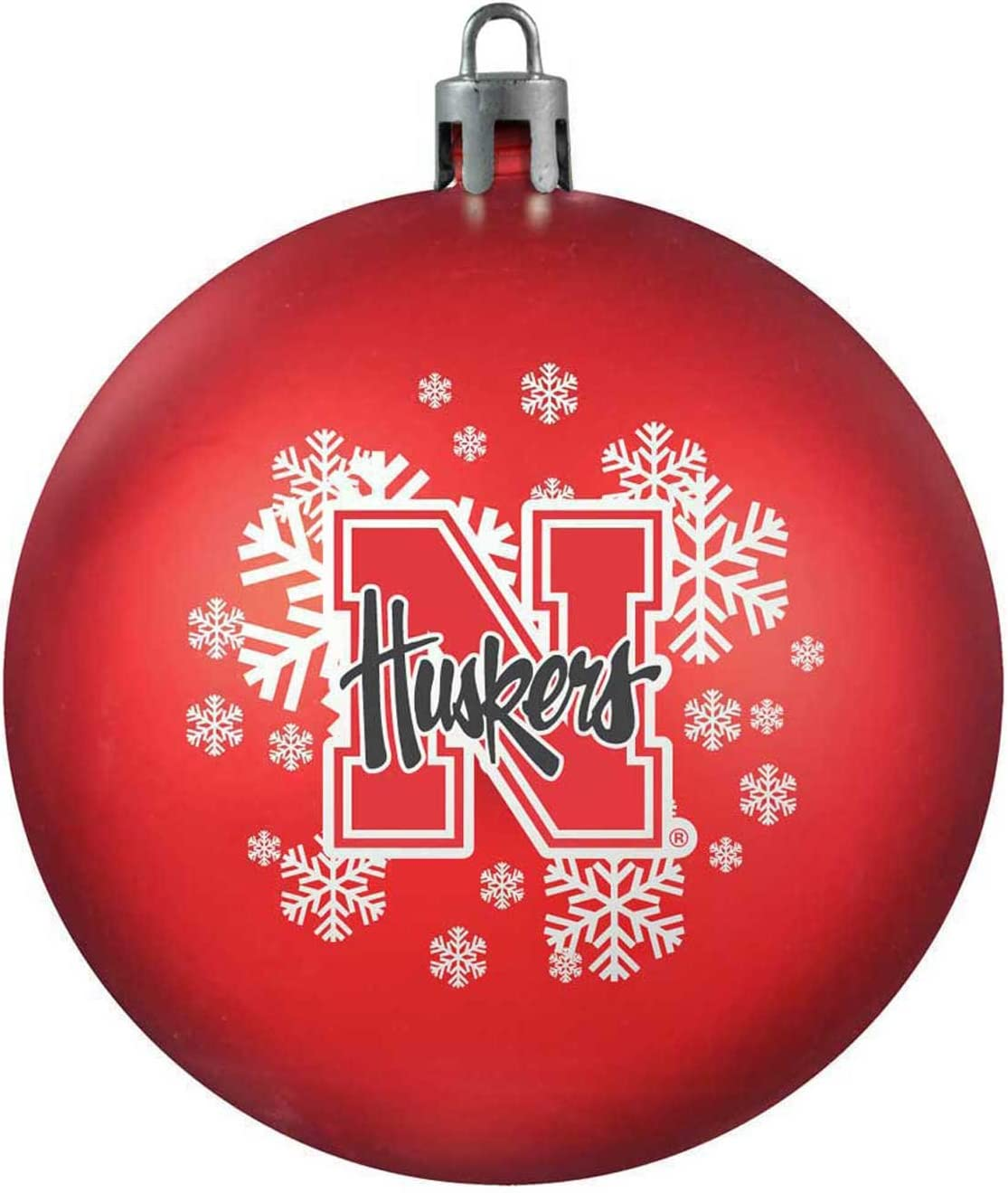 Topperscot by Boelter Brands NCAA Shatterproof Ball Ornament