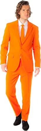 Opposuits - Men's - Solid Color Prom Party Suits for Men