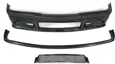 Jom Car Parts Car Hifi Gmbh 5111415 2jom Frontstoßstange Im Sport Design Mit Abnehmbaren Renngitter Und Spoiler Auto