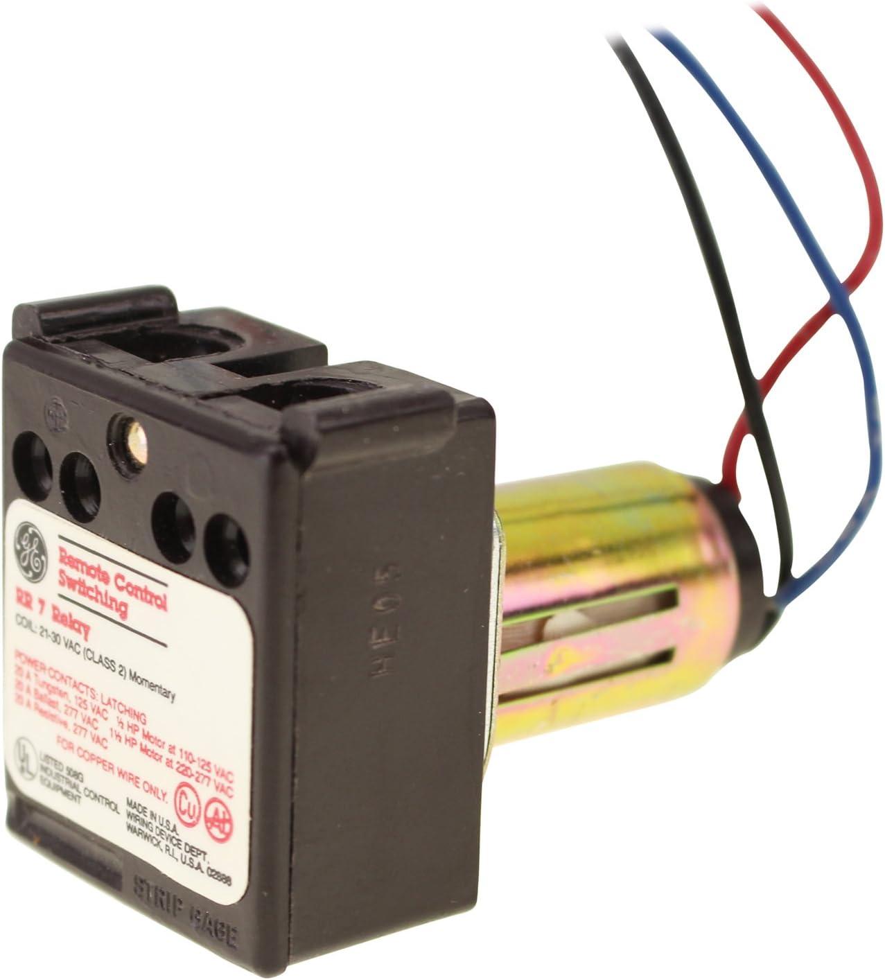 33 Ge Rr7 Relay Wiring Diagram