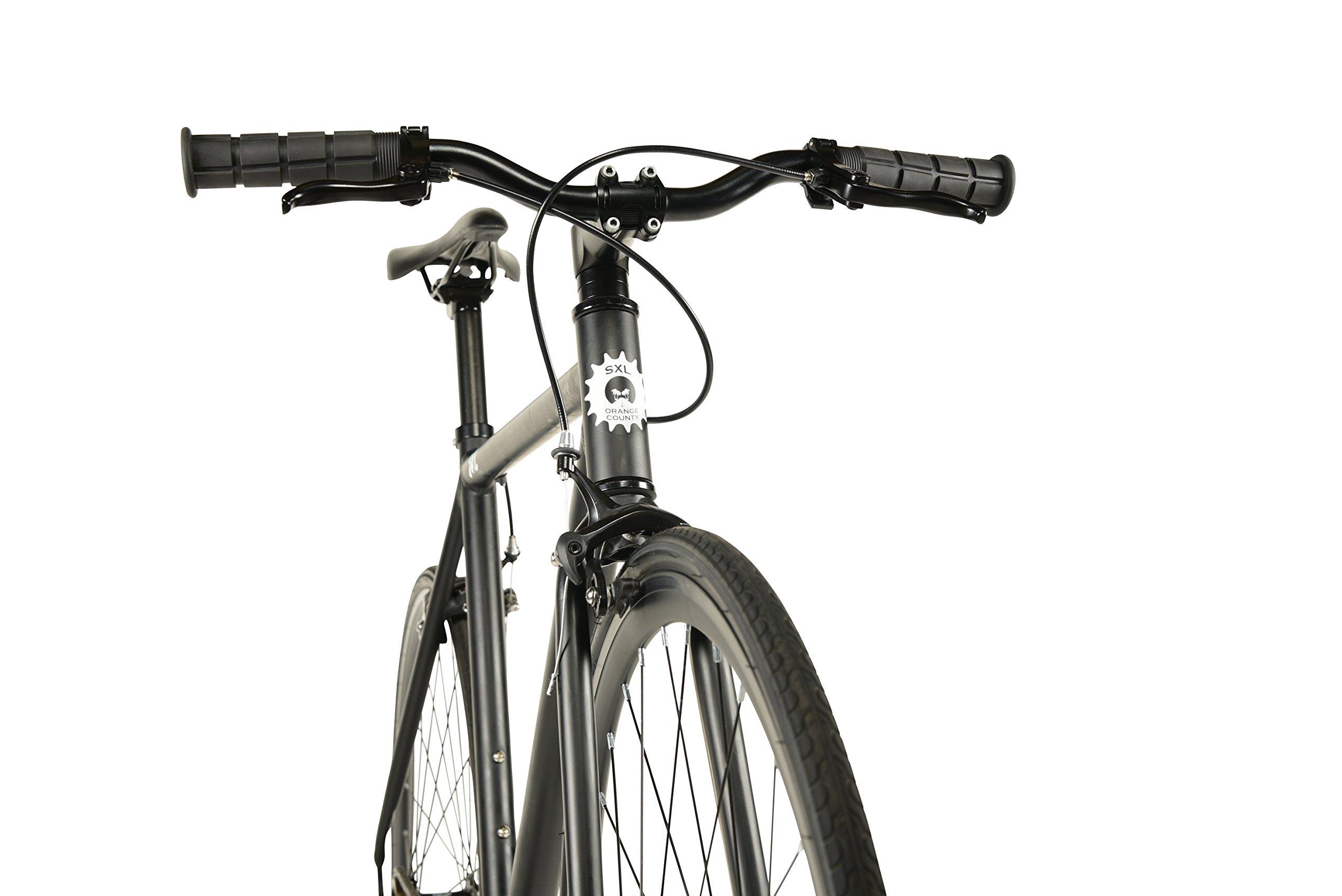 SXL Expressway Aluminum Urban Single Speed Fixie Bike