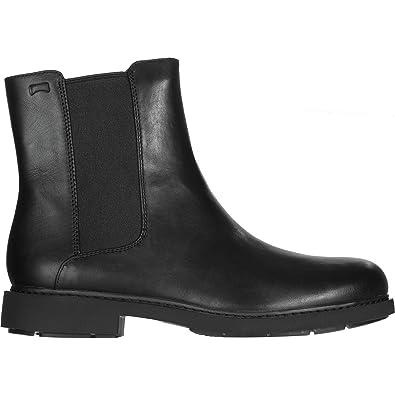 Negro Damen Stiefeletten 001 Camper Schwarz K400246 342981 7gbfY6y