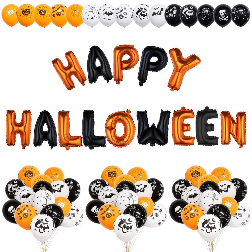 Decoración para Halloween. Decatrinas.net