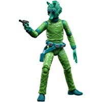 "Star Wars - The Black Series - 6"" Greedo - Lucasfilm 50th Anniversary Original Star Wars Trilogy - Scale Collectible…"