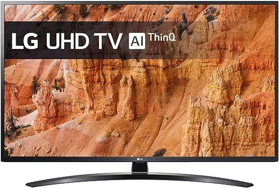 LG - Tv-Led-10922-Cm-43-Lg-43Um7400-Uhd-4K-Smart-Tv Works With Alexa: Amazon.es: Electrónica