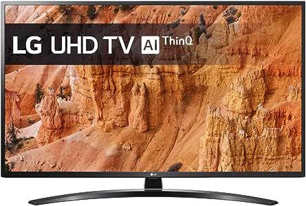 LG - Tv-Led-10922-Cm-43-Lg-43Um7400-Uhd-4K-Smart-Tv Works With ...