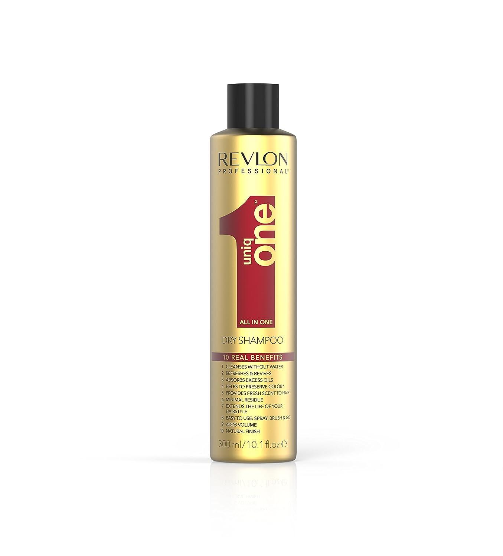 REVLON PROFESSIONAL UNIQONE Shampooing Sec 10 Bienfaits Rafraîchit/Volume/Texture 300ml 7240272000