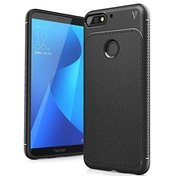 super popolare 22e5c 621ba BasicStock Huawei Y7 2018 Case Shockproof Soft TPU Ultra Slim Cover  Anti-Scratch Anti-Drop Life Waterproof Anti-Slip Protective Back Shell  Dust-Proof ...