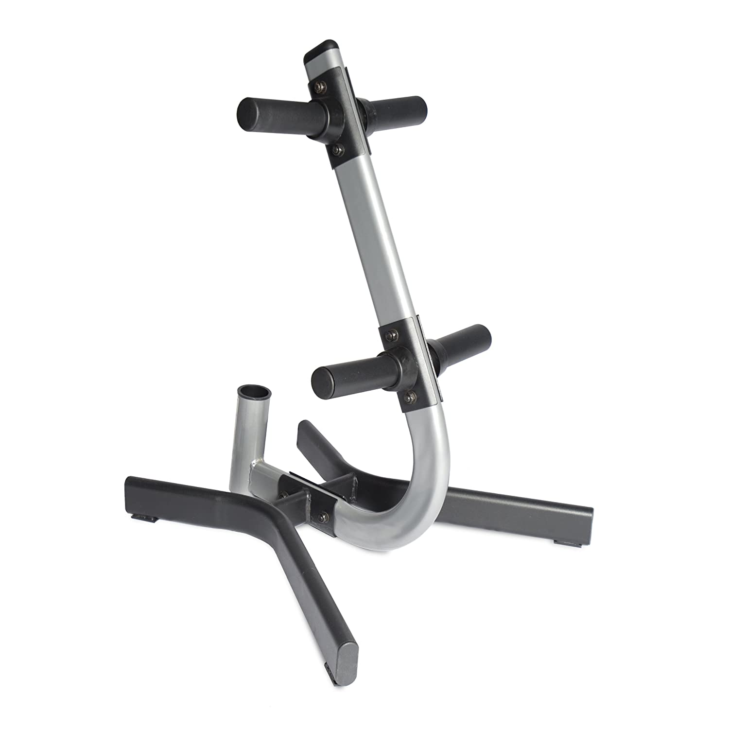 CAP Barbell Olympic 2-Inch Plate and Bar Storage Rack RK-G19B