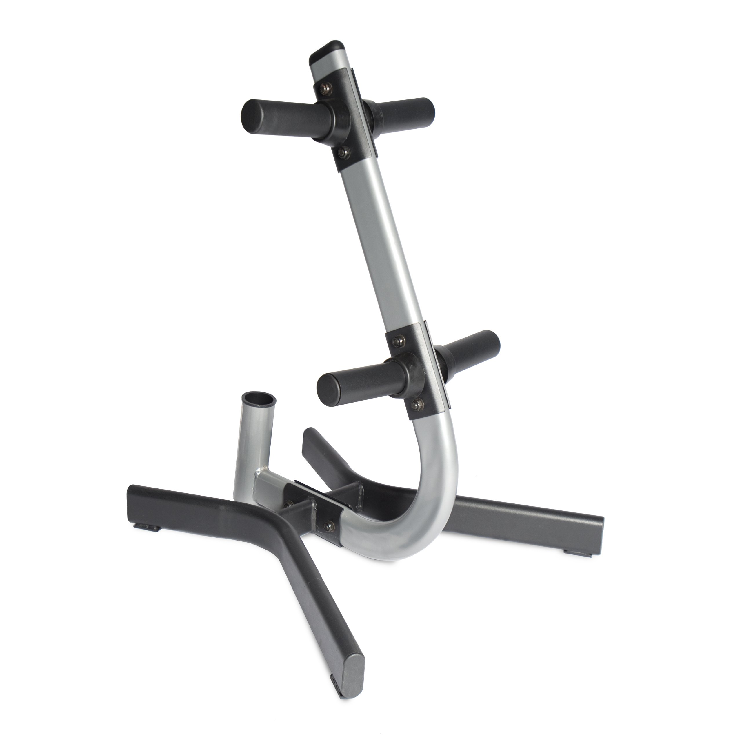 CAP Barbell Olympic 2-Inch Plate and Bar Storage Rack by CAP Barbell