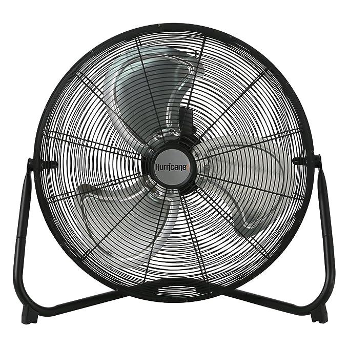 Amazon.com: Hurricane Pro ventilador de metal de alta ...