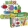 Lisciani Giochi - F26623 - Jeu éducatif - Labo Educatif Carotte Magique
