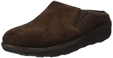 35d8068c8376 Fitflop Women s Loaff Suede Clog Slip On Trainers  Amazon.co.uk ...